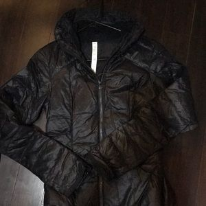Lululemon Down Town Puffy Jacket Size 4